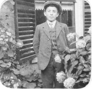 Hartog de Levie geb 10-07-1901
