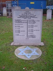 Monument joodse begraafplaats1