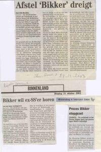 Proces Kampbeul Erica Bikker